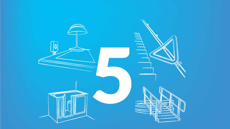 5 Home Design Tips for Seniors