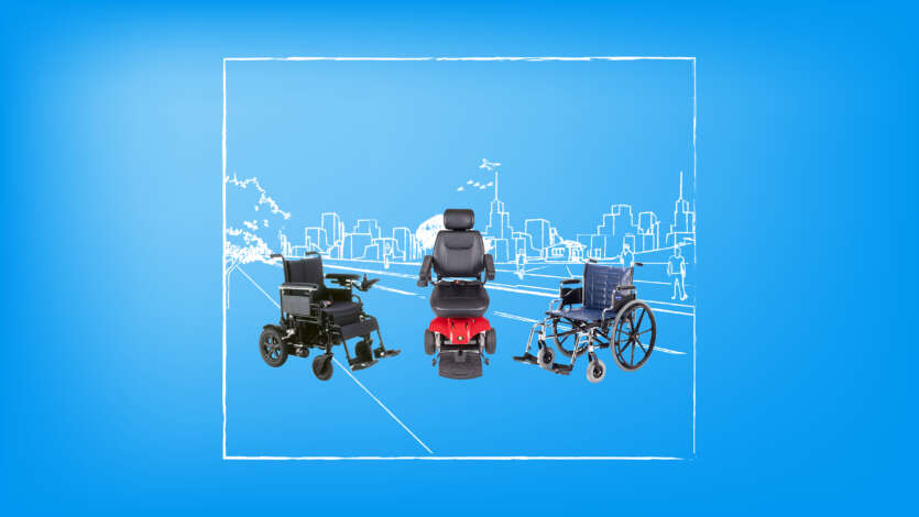 What are the Different Types of Wheelchairs?