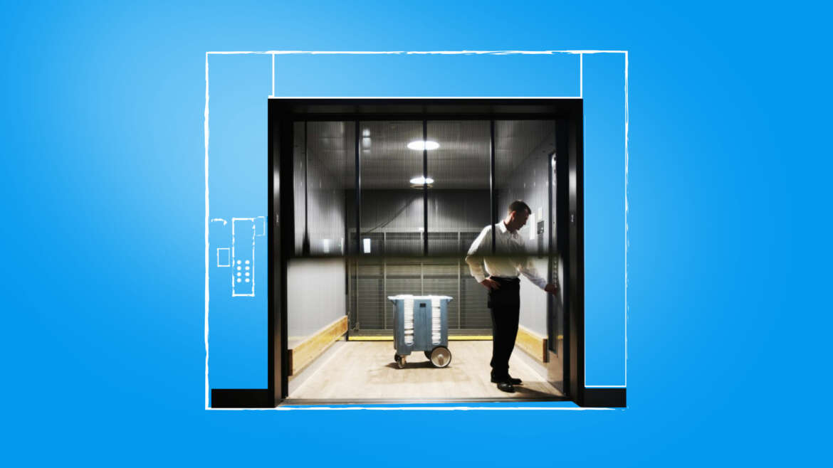 Freight Elevator Classes